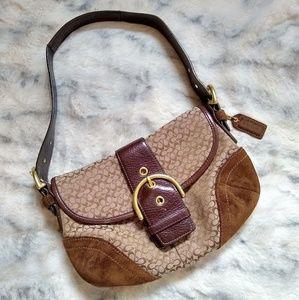 Coach Soho Flap mini bag
